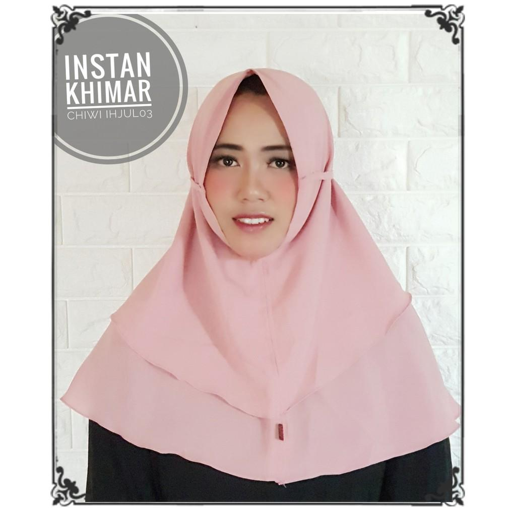 PAKET MURAH 3PC 99RB - INSTAN HIJAB CHIWI PART 1