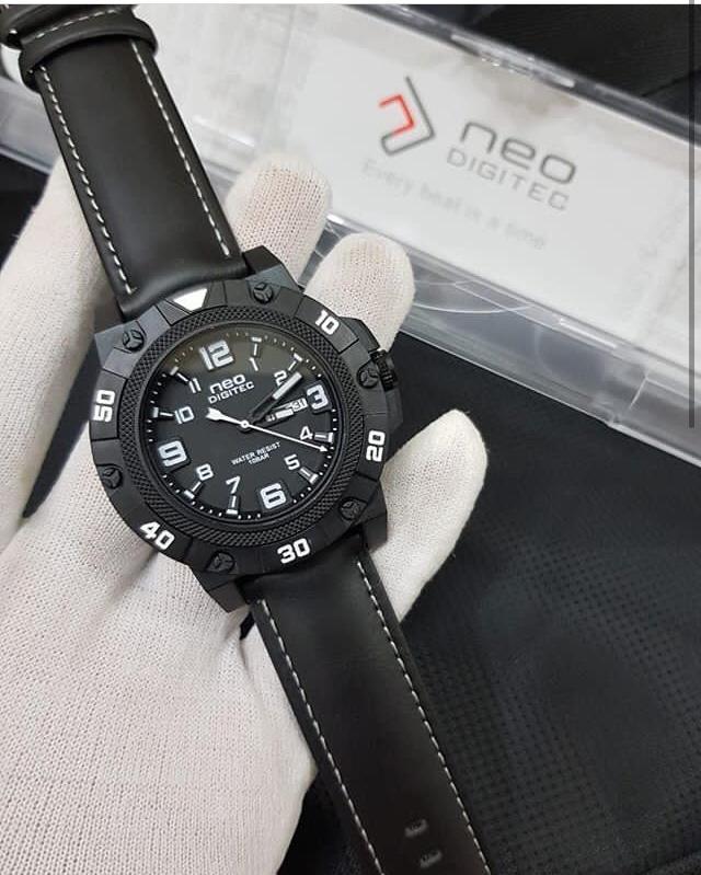 Jual Digitec Neo Kulit Original Jam Tangan Pria Anti Air Harga Rp 165.000