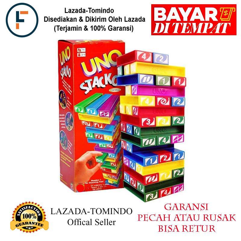 Mainan Anak Uno Stacko (GRATIS ONGKIR + GARANSI)   mainan anak   mainan  edukasi f412ca362d