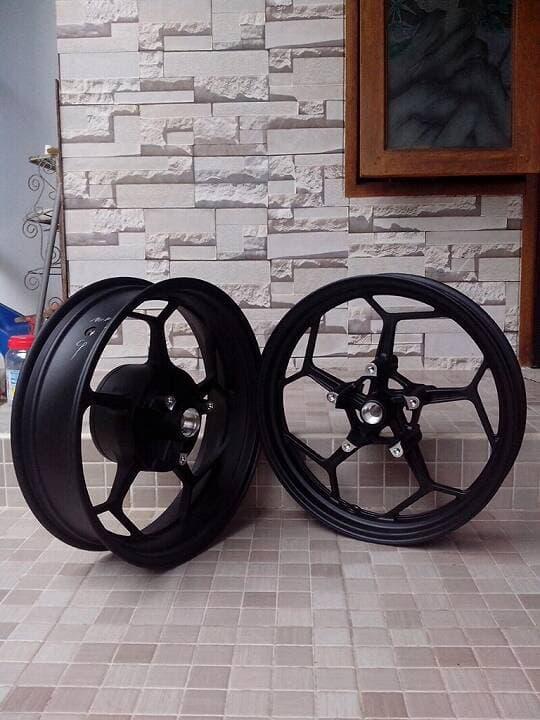 Velg CHEMCO Kawasaki Z 250 Fi  Ninja 250 Fi  RR Mono  Triple Disc