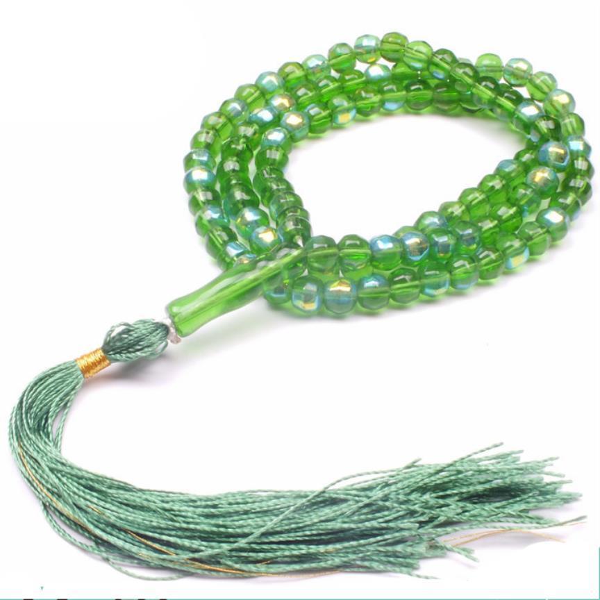 Manik-manik Kaca 99 Manik-Manik Rosario Manik-Manik Muslim Muslim Beads  Agama ecf753816d