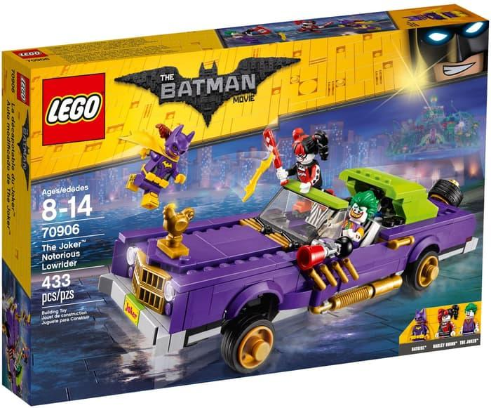 BEST SELLER!!! LEGO 70906 - The Lego Batman Movie - The Joker Notorius Lowrider - Tt8QS8