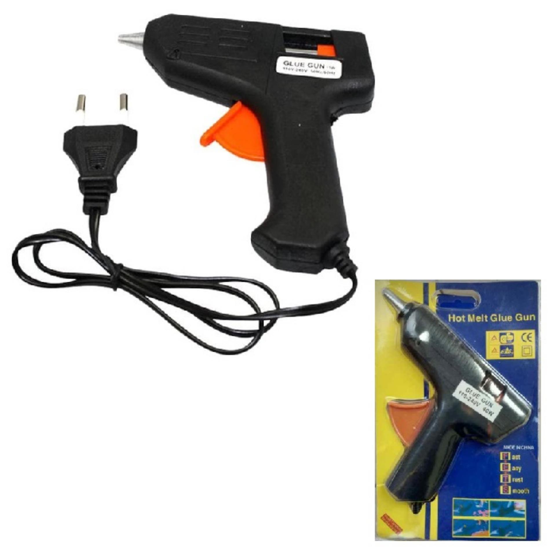 AE410 Lem Tembak Hot Melt Glue Gun 40w