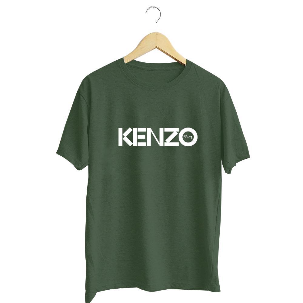 kaos distro kenzo paris cotton combed 30s