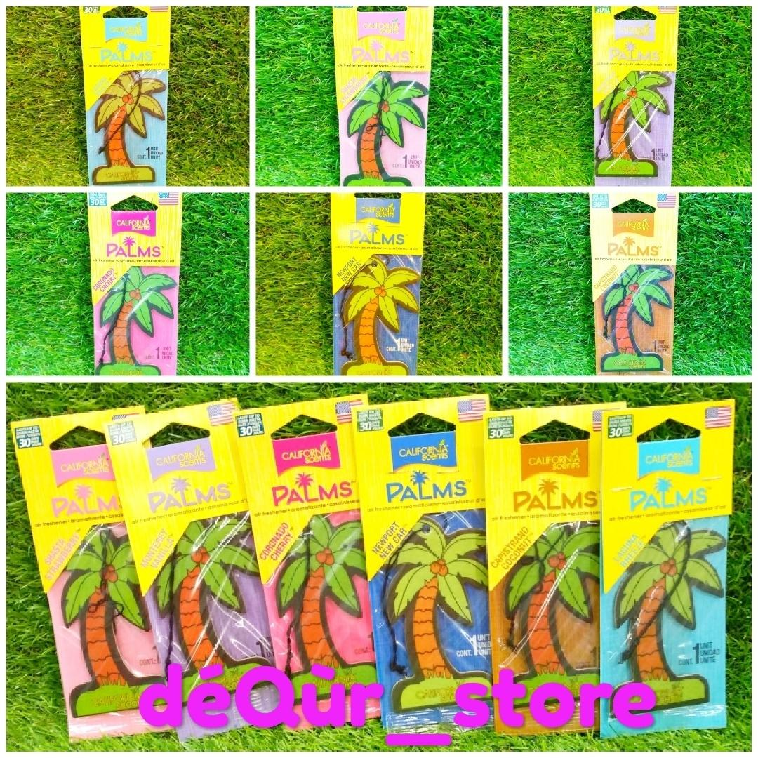 Buy Sell Cheapest Original Parfum Mobil Best Quality Product Deals Kogado Hanging Aromatic Golden California Scents Palms Pengharum Aneka Aroma 100 Made In Usa