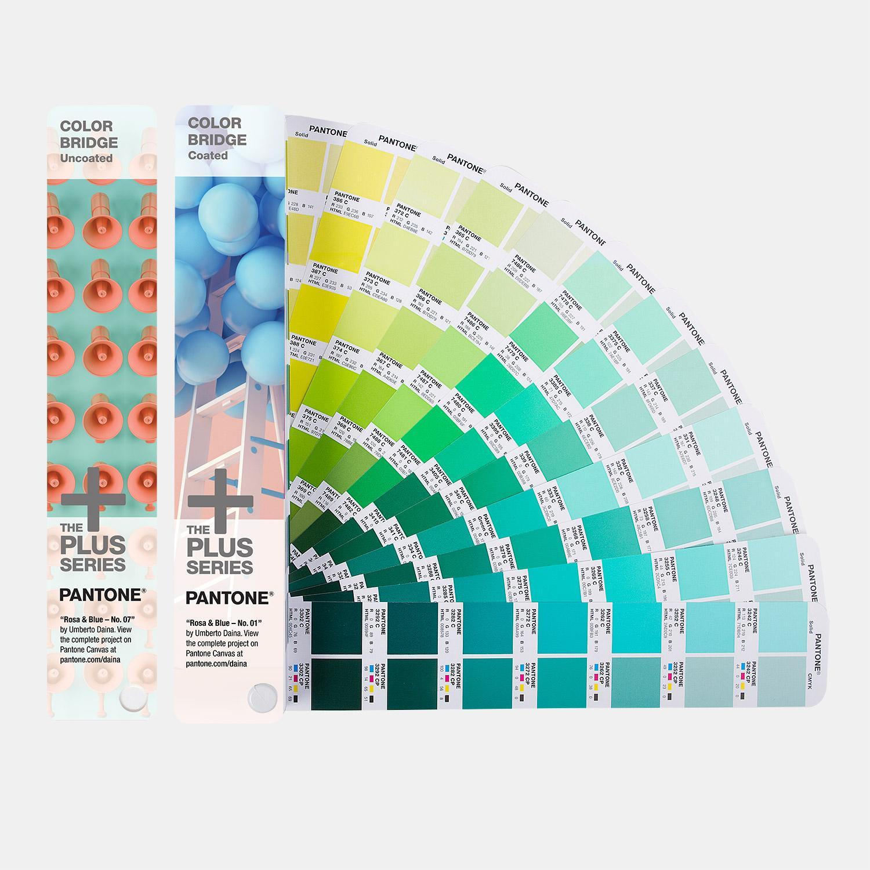 Pantone Color Bridge Set Gp6102n By Warnapantonedotcom.