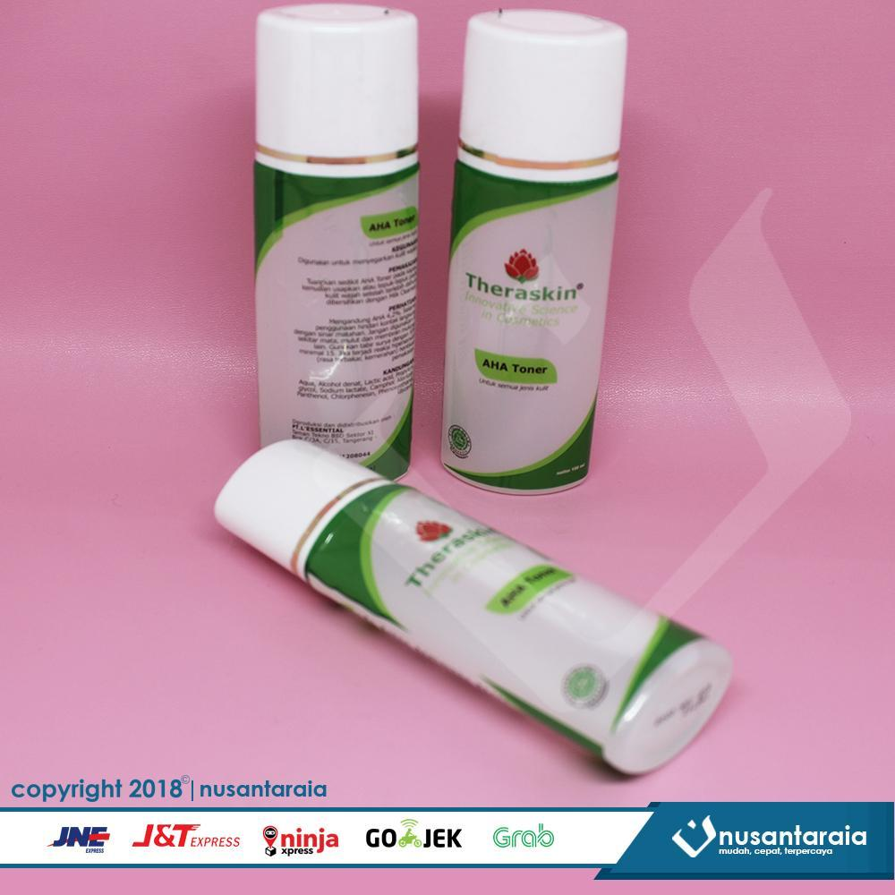 Buy Sell Cheapest Aha Toner Theraskin Best Quality Product Deals Cleanser Original