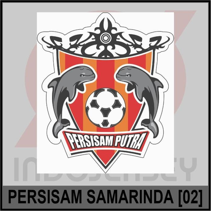 Promo Terbatas!! Patch Badge Flock Liga Indonesia - Persisam Samarinda 02 - ready stock