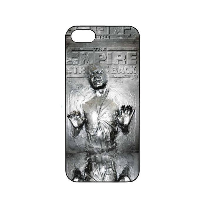 Casing Custom iPhone 7 Plus Star Wars Han Solo Frozen in Carbonite_T0026