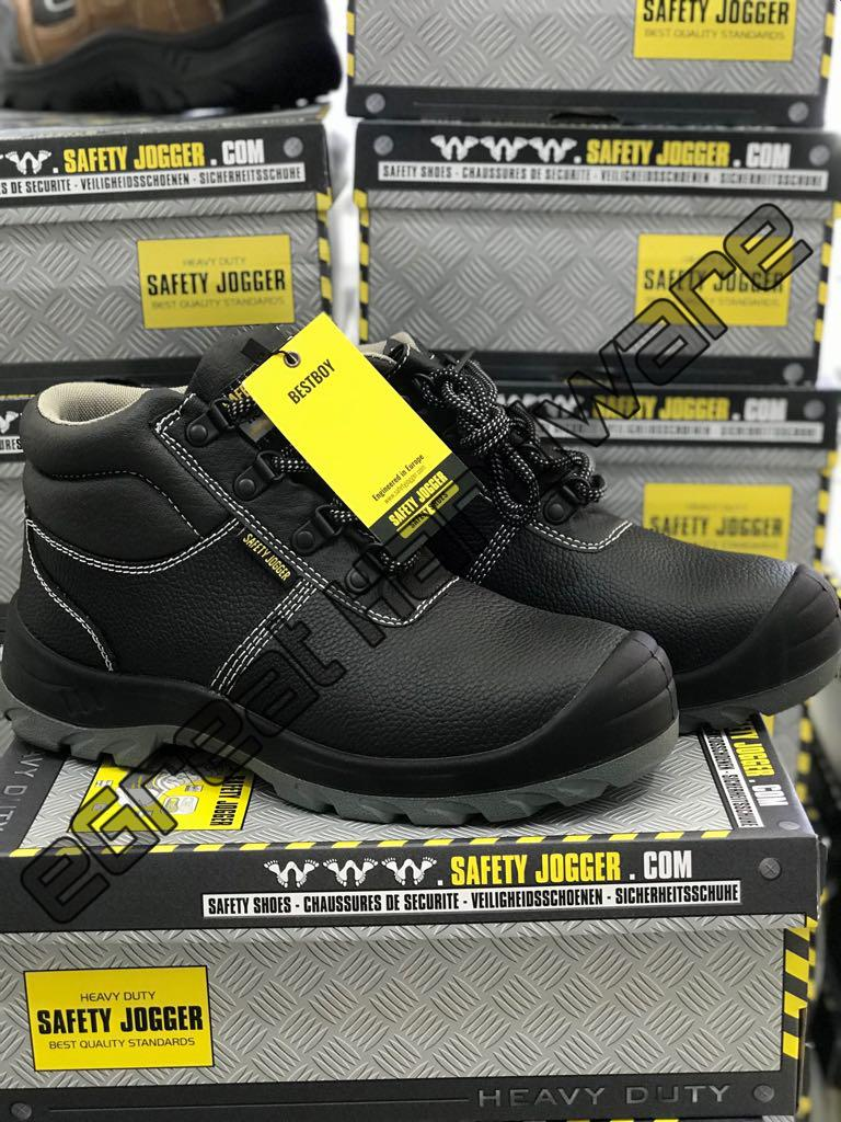 Sepatu Kerja Safety Jogger | Lazada.co.id