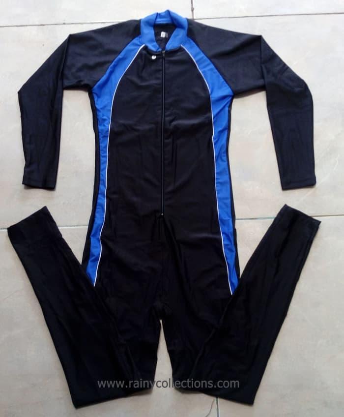 HOT SPESIAL!!! Baju Renang Pria Lengan Panjang Ukuran Besar Baju Diving Panjang Jumbo - J9uA7u