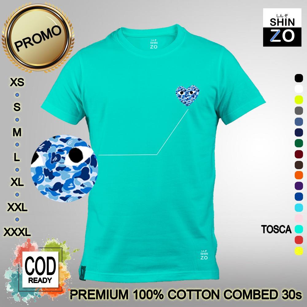Shinzo Design - Baju Kaos Pria - Baju Kaos Wanita - Baju Kaos Anak - Baju