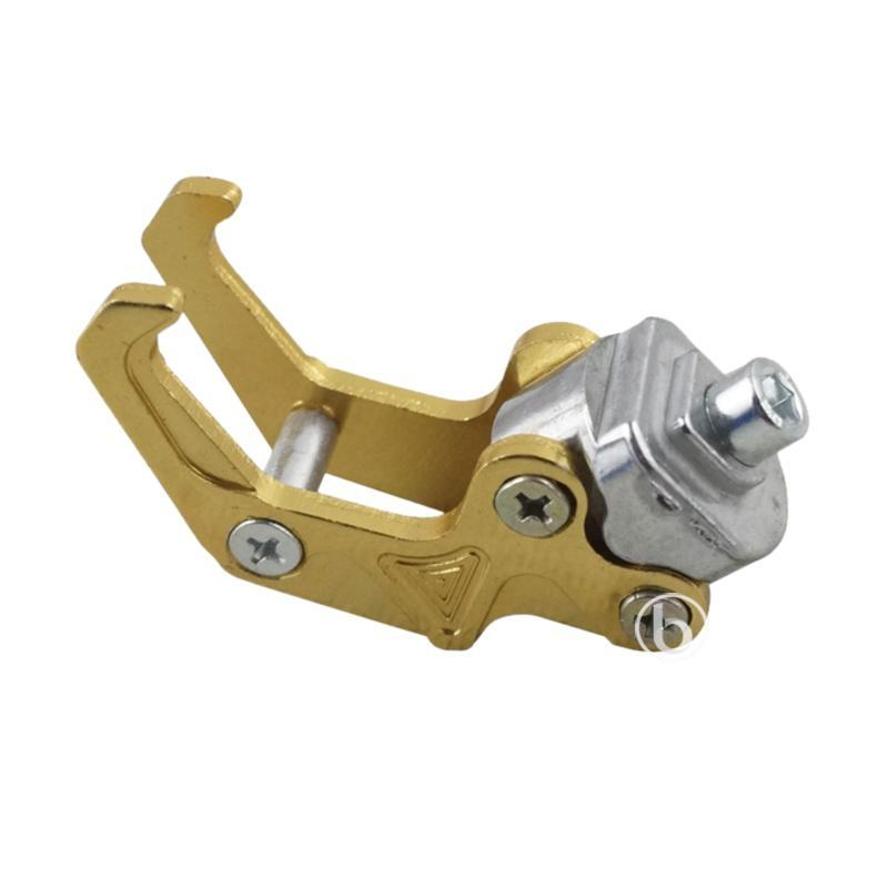 Hook Gantungan Barang Motor Universal Semua Jenis Motor - Gold By Part Media.