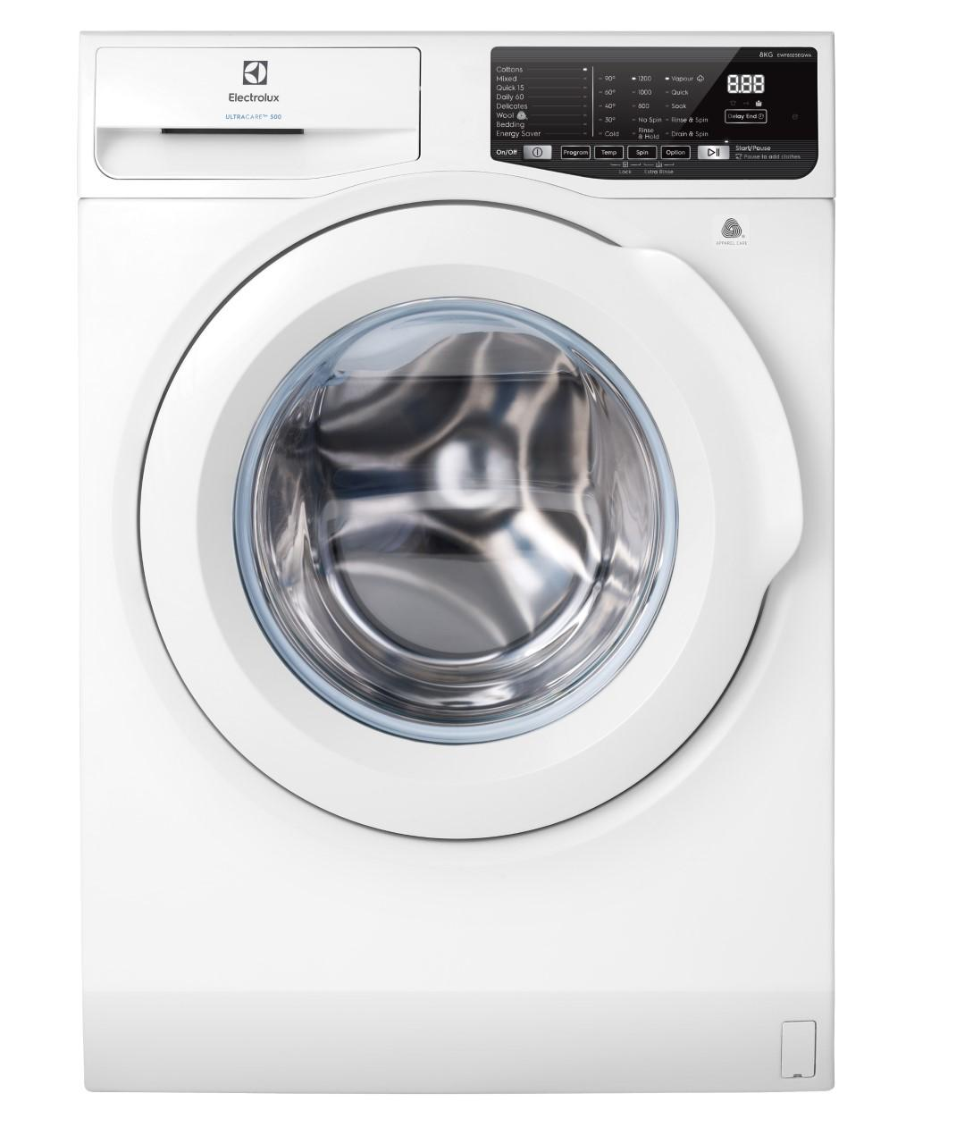 Electrolux Ewf8025eqwa Mesin Cuci By Delta Electronics.