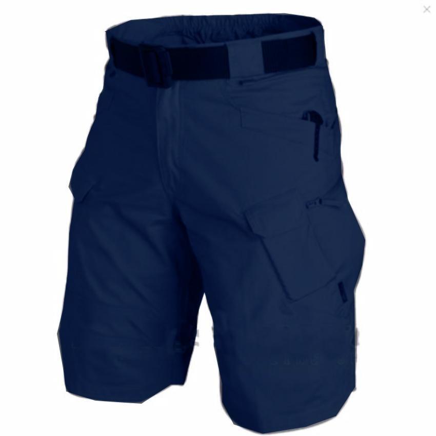 Tjincollection-Celana Tactical Blackhawk Pendek Pdl Kargo Shortpants [krem-Hijau-Hitam-Abu-Biru] By Atjin.