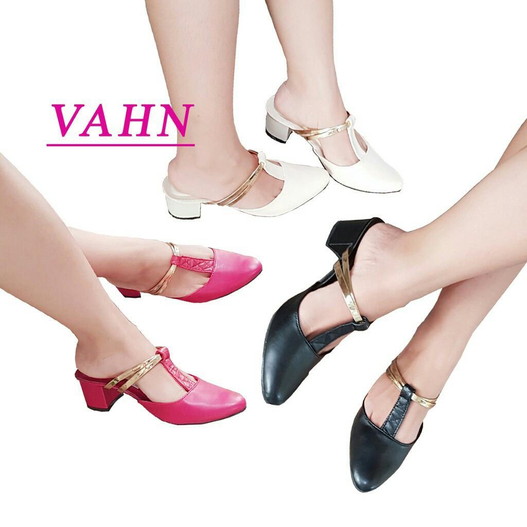 High Heels ZR Cream Tahu Tali Gold HB05