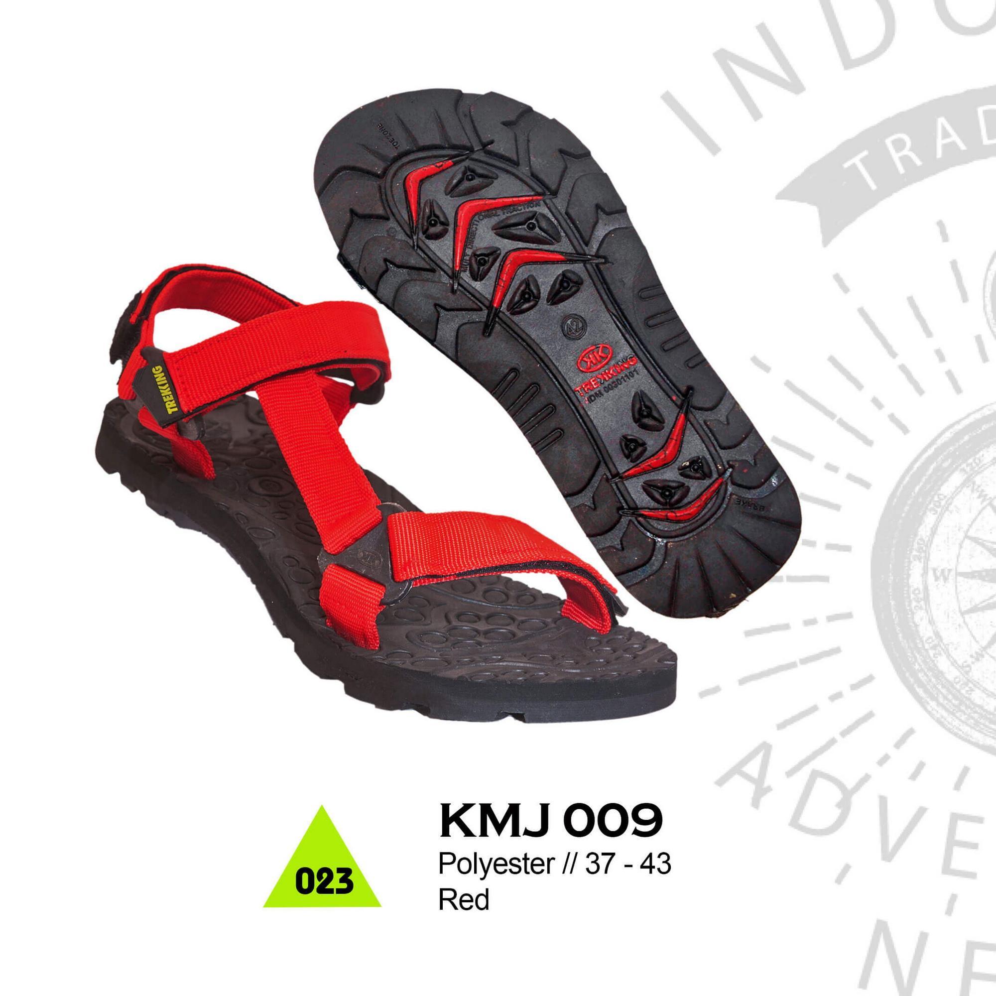 Trekking Sandal Gunung Hiking Adventure Pria & Wanita KMJ 009 Mai Aditama