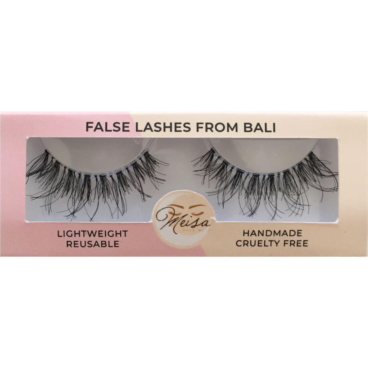Meisa Bulu Mata Palsu tipe Kattie 1 Pasang Fake Lashes False Eyelashes