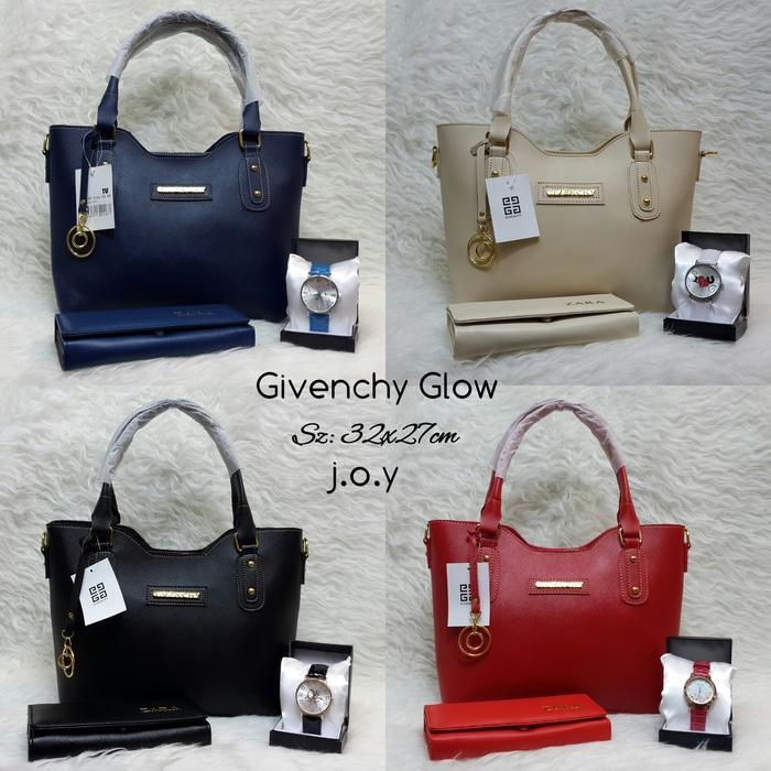 Tas Lokal/Tas Murah/Tas Paketan Murah/Paket 3in1 Givenchy Glow