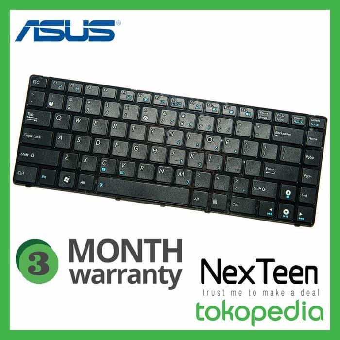 Best Seller!! Keyboard Original Asus A43 A43E A43U A43S A44H K42 N43S X44H Grns 3Bln - ready stock