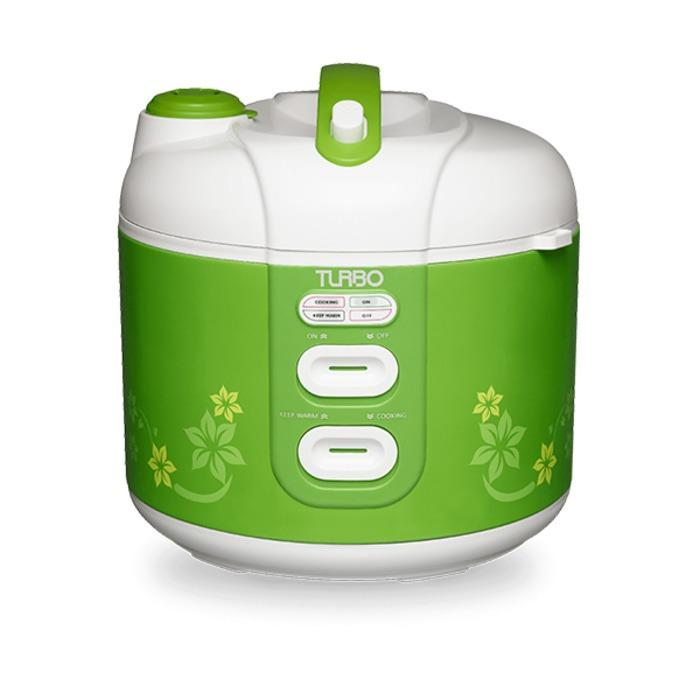 TURBO Rice Cooker / Magic Com 1.8Liter CRL 1180 / CRL1180 WARNA HIJAU / rice cooker terbaru / pemanas nasi / rice cooker murah