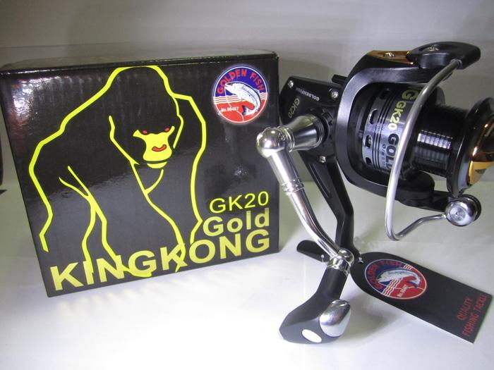 Reel Golden Fish Gold Kingkong GK 20