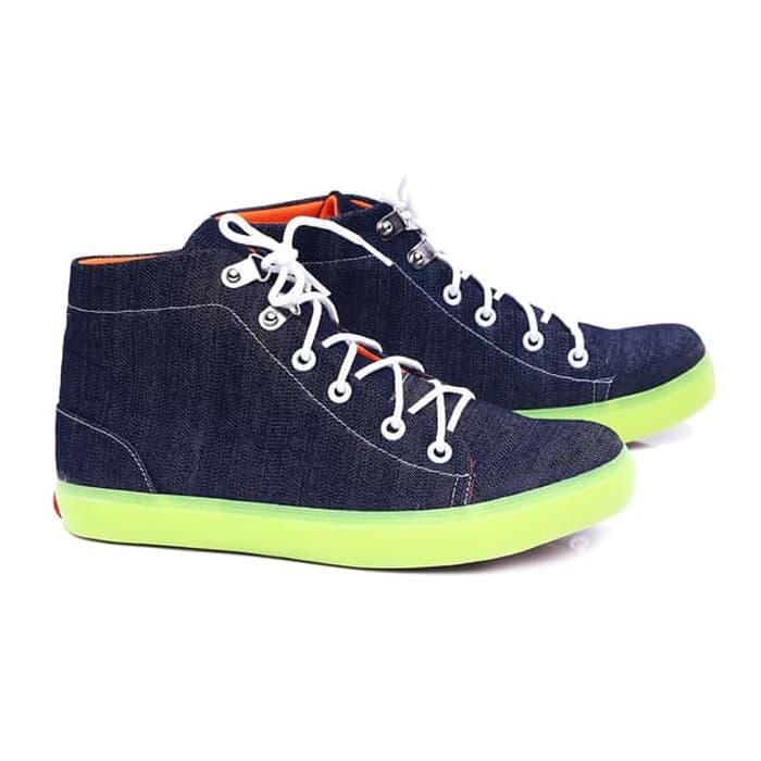 Sepatu anak laki-laki Sepatu Anak Laki-Laki Boots Sneaker Denim keluaran terbaru model terbaru harg