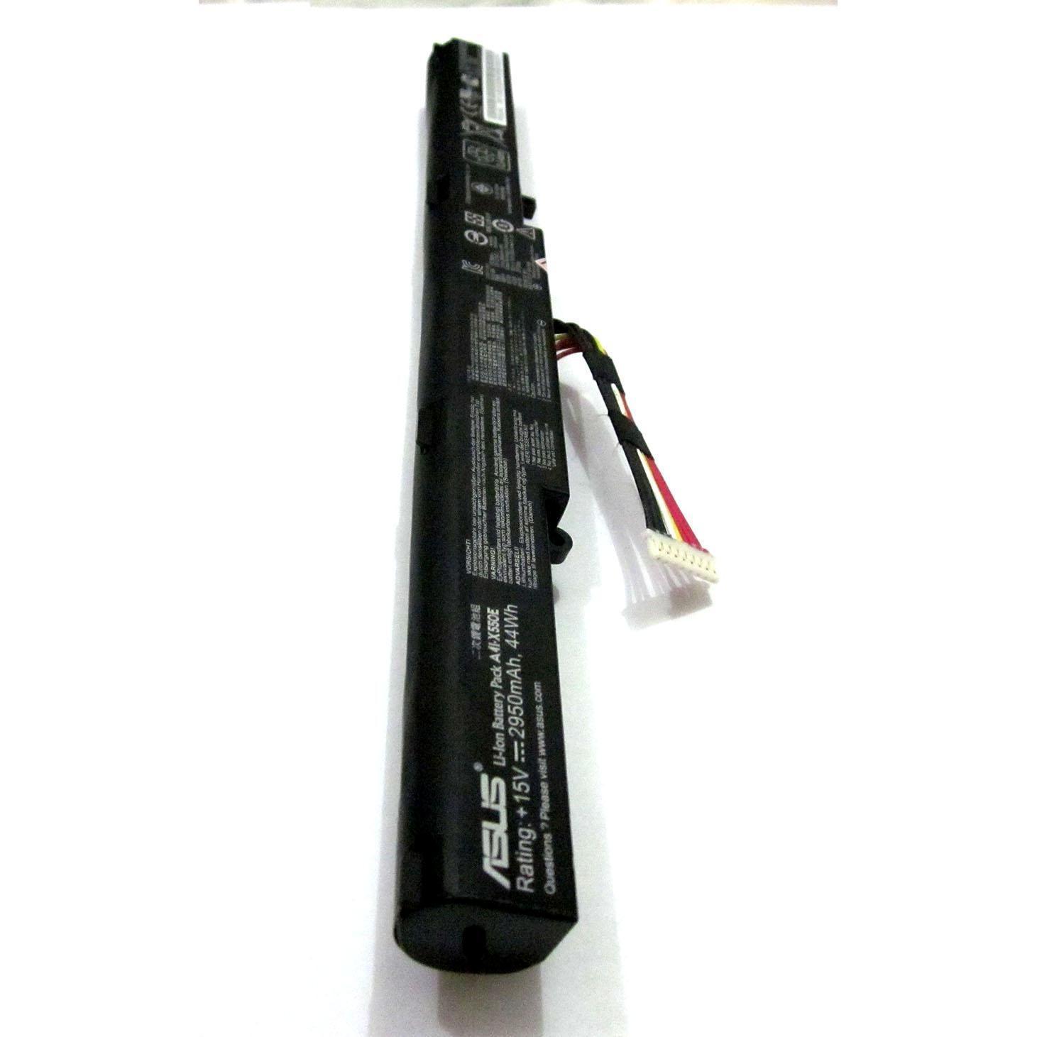 Asus Battery Vivobook X200 X200ca X200la X200ma A31n1302 Hitam Baterai Original F200ca Batre X550 X550e X550d X550dp X450 X450j X450jf A450j