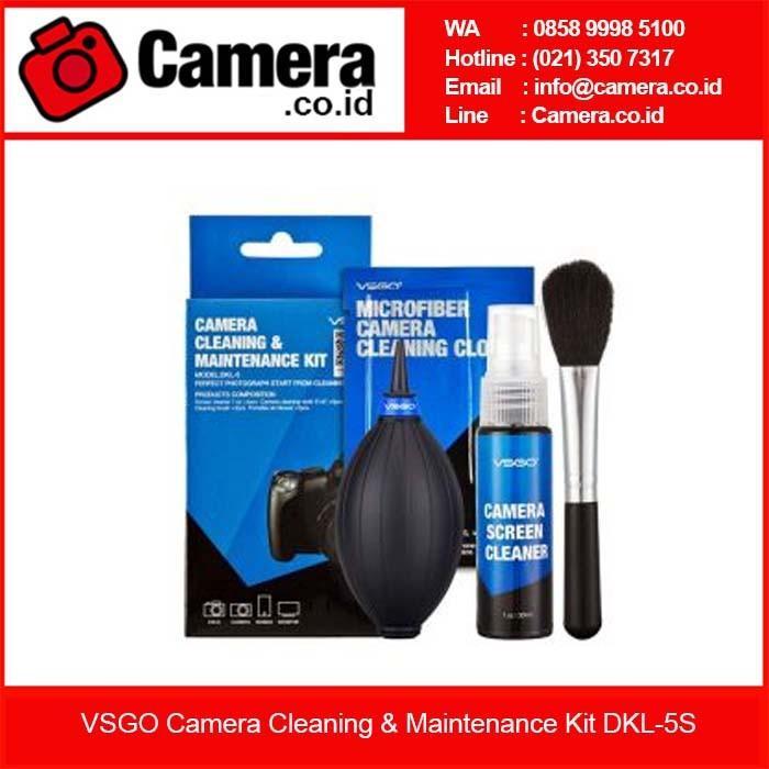 VSGO Camera Cleaning & Maintenance Kit DKL-5S