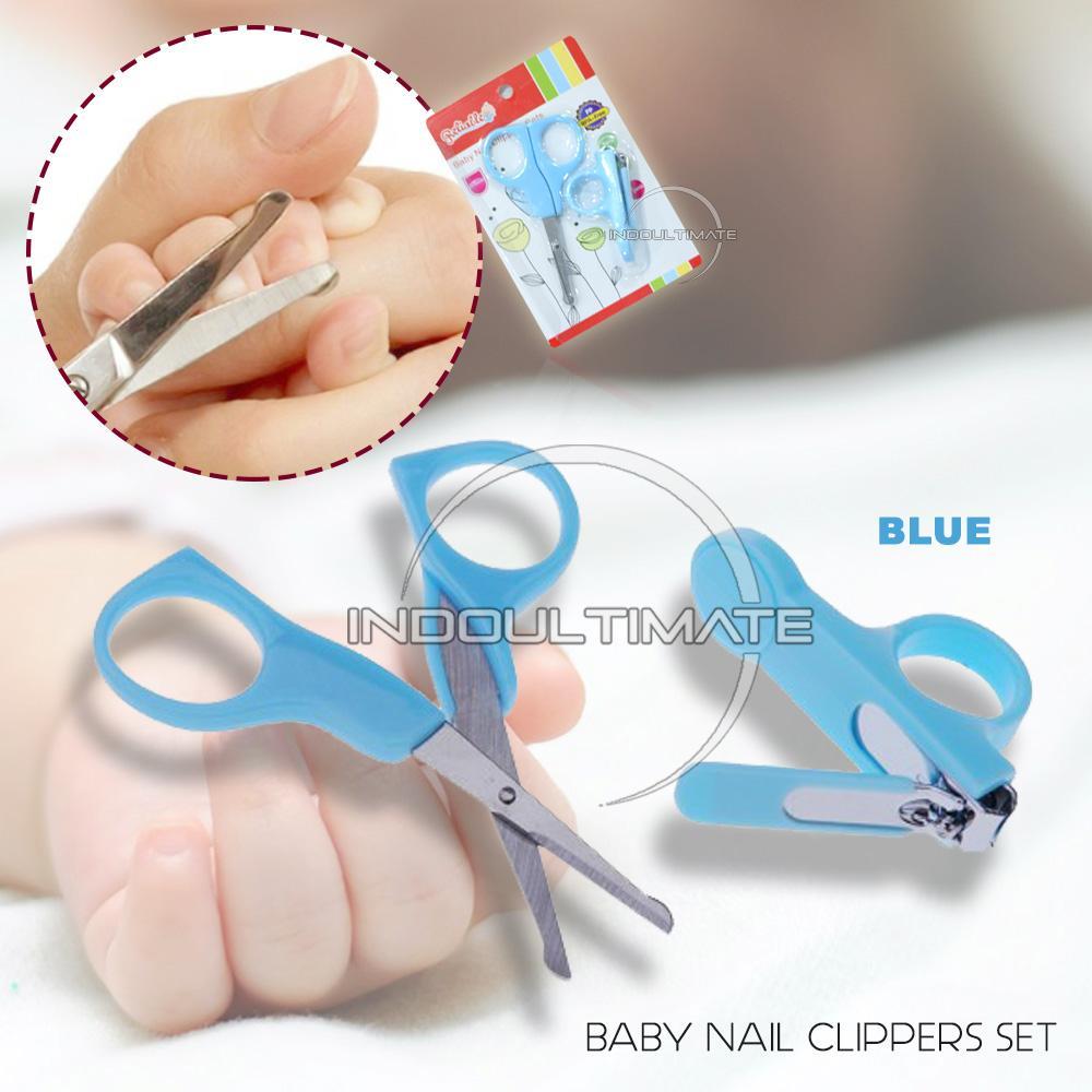 Perawatan Kuku Bayi Terbaik Gunting Besar 2 In 1 Premium Anak Gt 01
