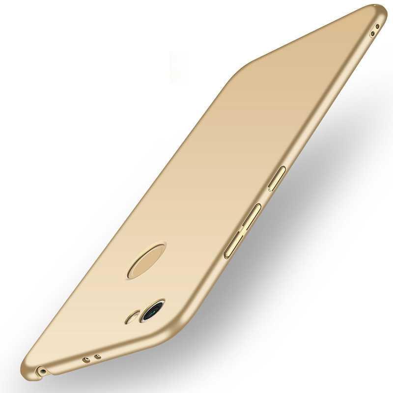Xiaomi Redmi Note 5a Prime/Note 5a Pro Baby Skin Ultra Thin Hard Case Casing HP Murah Terbaru