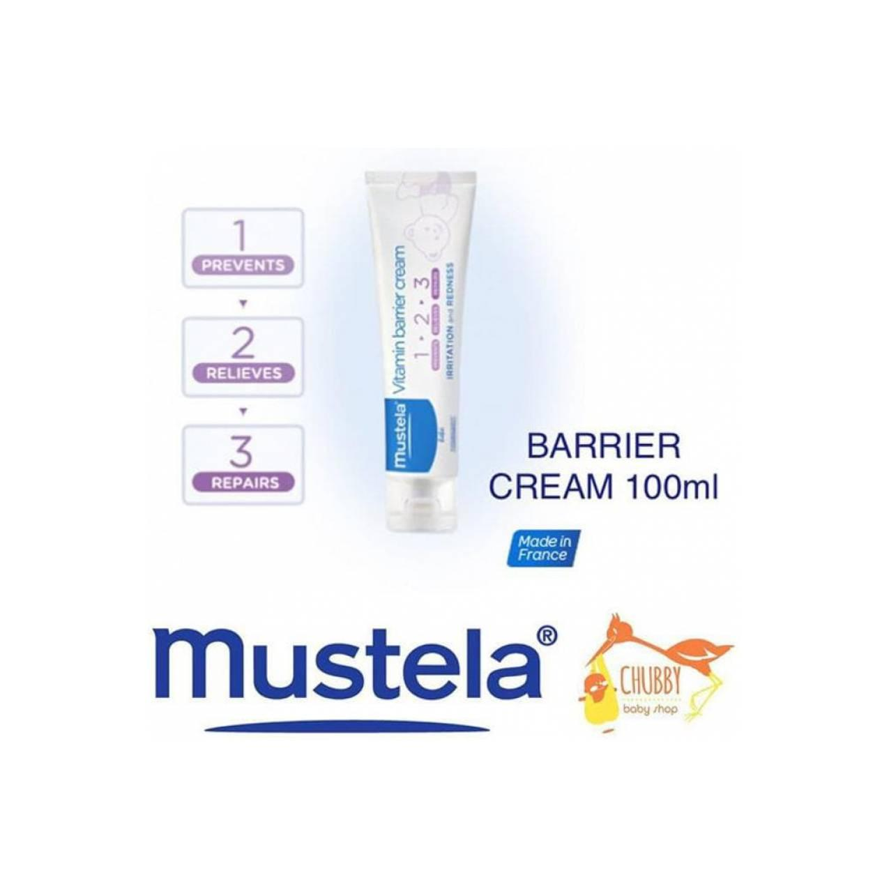 Buy Sell Cheapest Mustela Vitamin Barrier Best Quality Product Bebe Diaper Cream 123 110gr Hydra 100ml