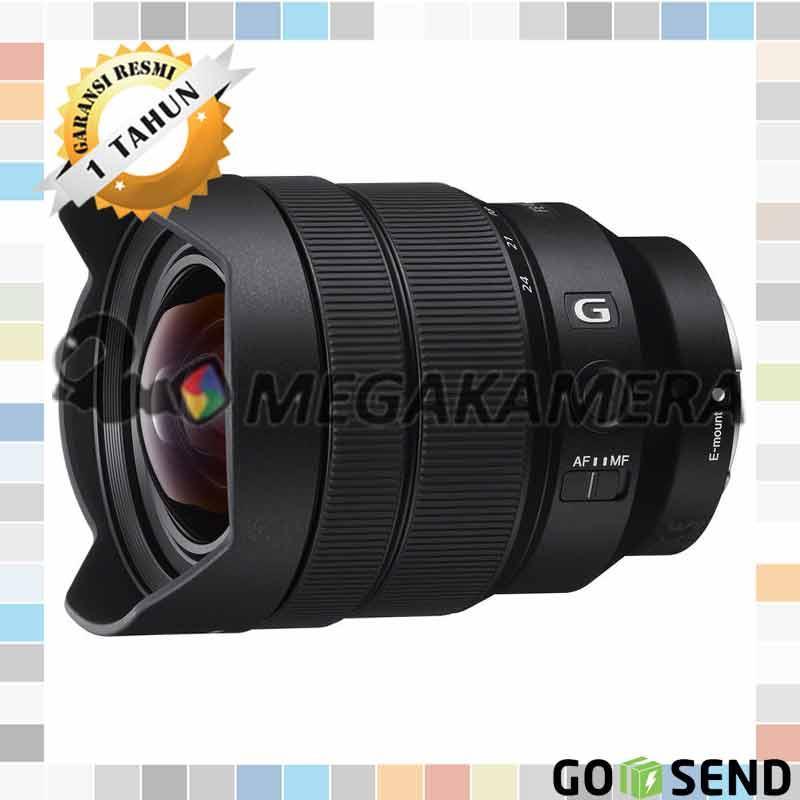 Sony Lensa FE 12-24mm f/4 G Lens Kamera Mirrorless