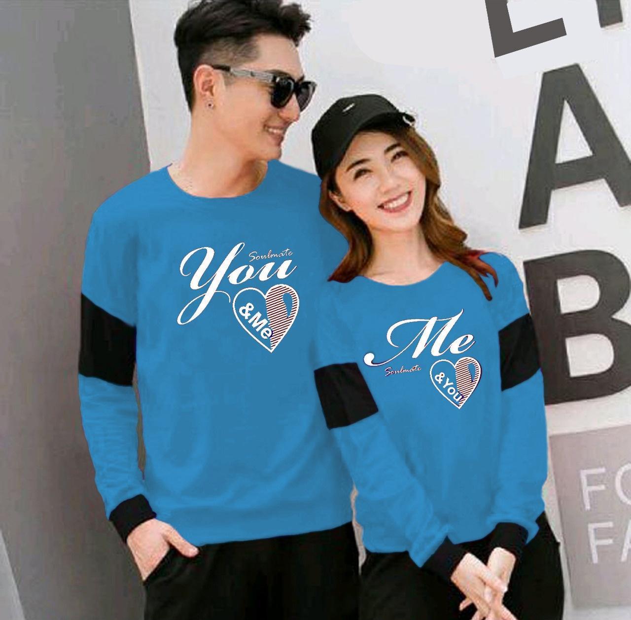 Milea Secret's - Jamie Couple - Sweater Couple