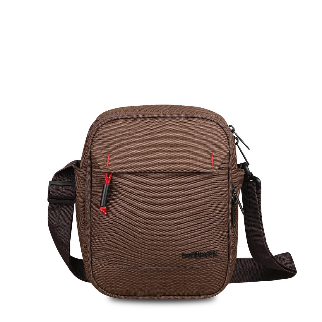 Bodypack Interchange 1.0 Shoulder Bag - Brown