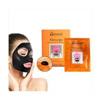 Hanasui Naturgo Masker Lumpur Wajah Sensitif - 10 Pcs thumbnail