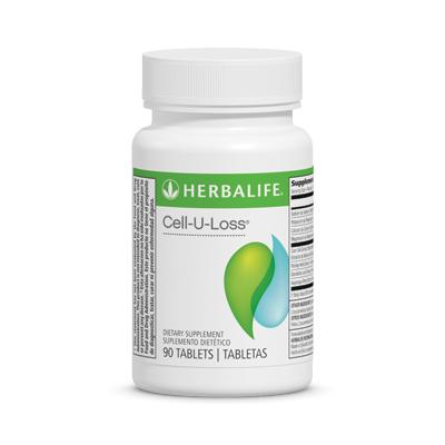 CELL U LOSS herbalife_#tablet pelangsing me;lunturkan lemak dan mngecilkan perut dan paha