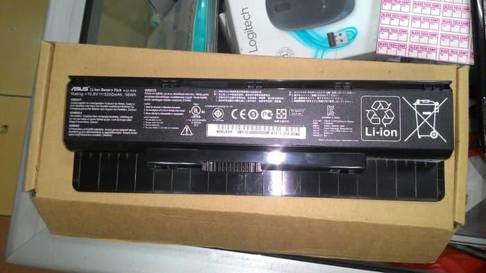 SALE - Original Baterai Laptop ASUS N46 N46J N46JV N46V N46VB N46VJ N46VM N46 Original