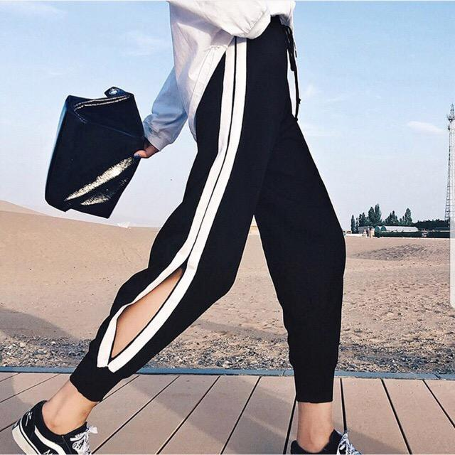 Caca Stripe Pants