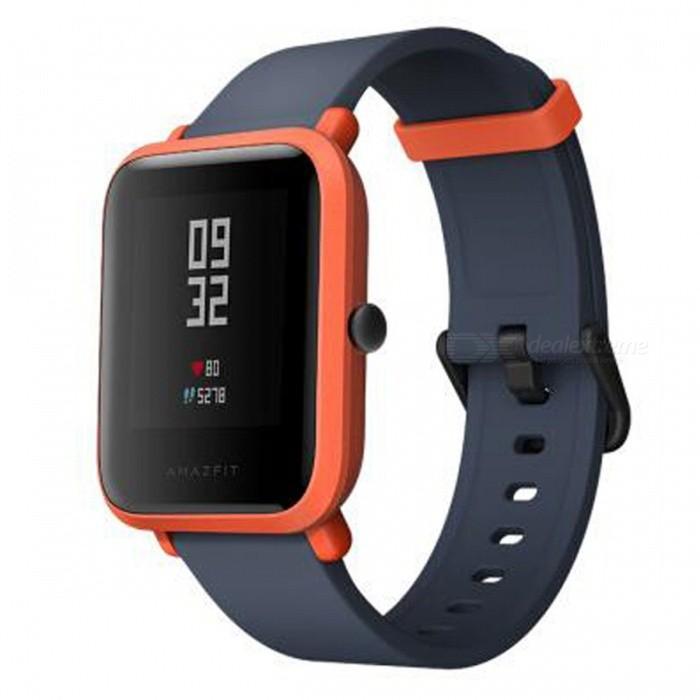 Xiaomi Amazfit Smart Watch Bip BIT PACE Waterproof GPS Compass English Version - GARANSI RESMI + FREE ANTI GORES