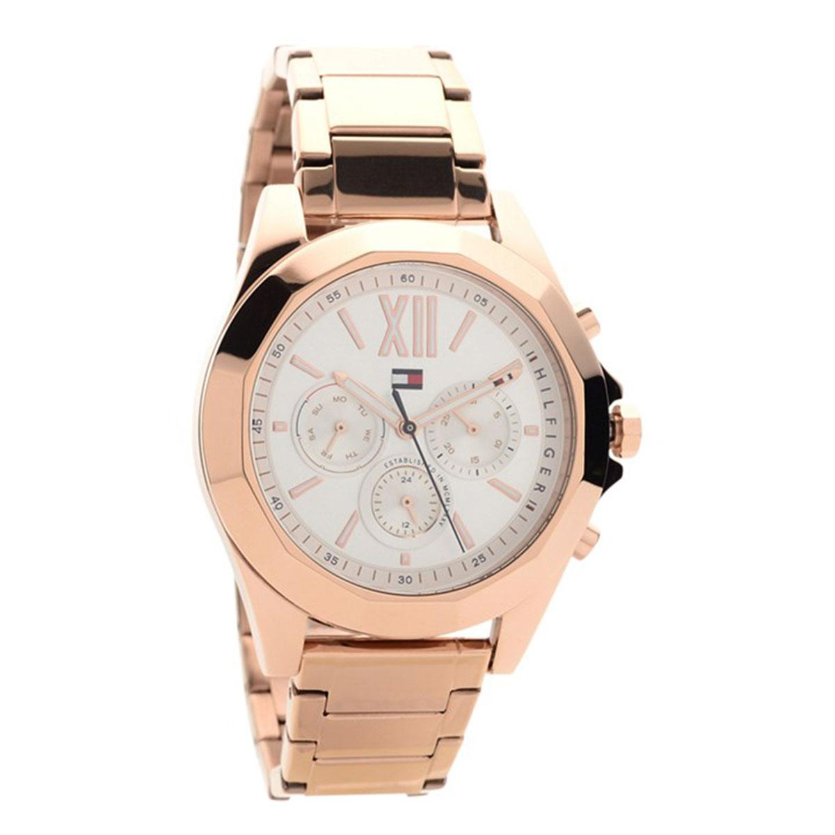 Tommy Hilfiger Woman Quartz Analog Stainless Steel Strap Watch Source · Tommy Hilfiger Tommy Hilfiger Chelsea