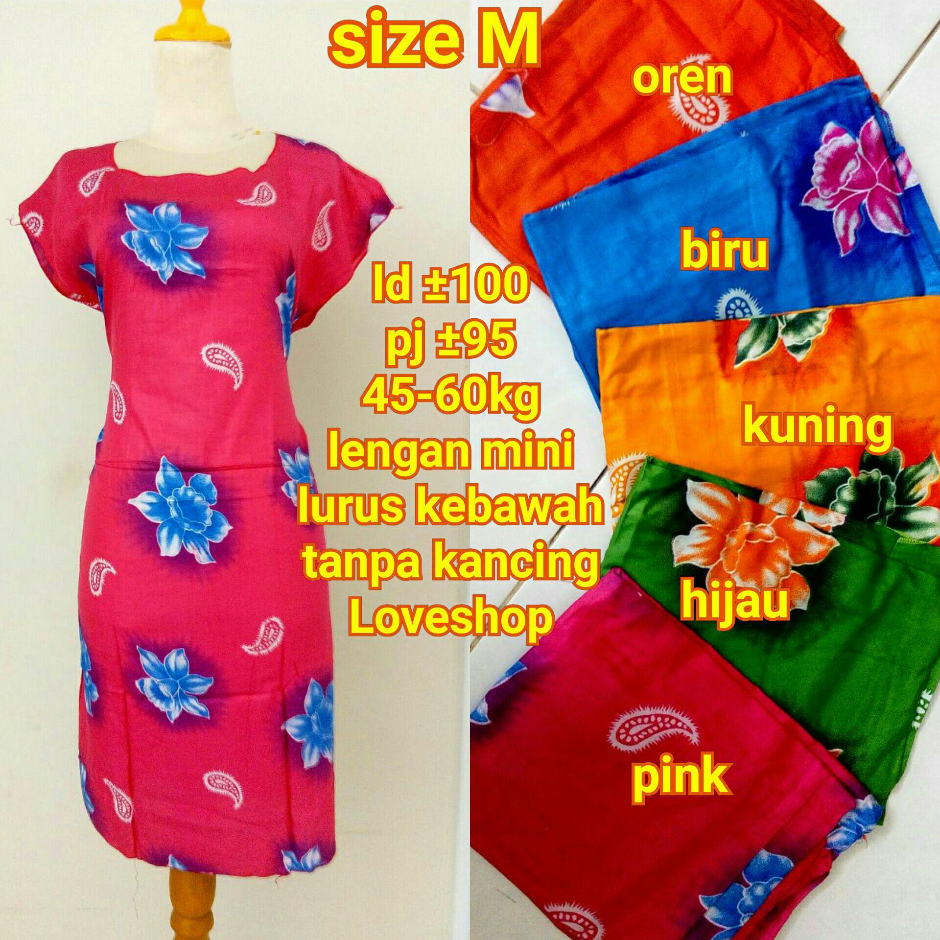 daster murah daster hamil dress rumah baju tidur loveshop