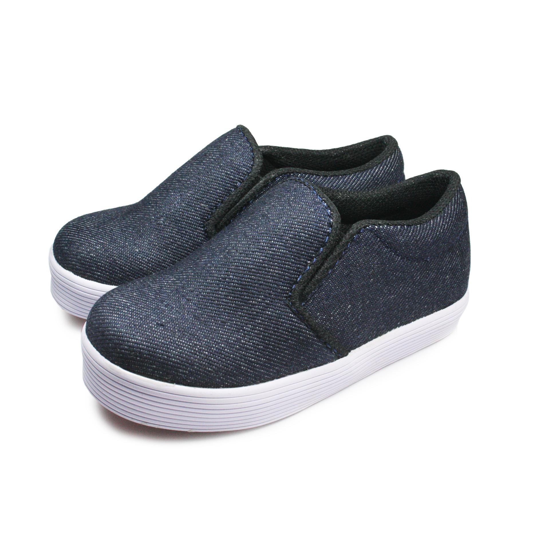 Tamagoo Sepatu Anak Laki-Laki/Kids Shoes/slip On - Noel Denim