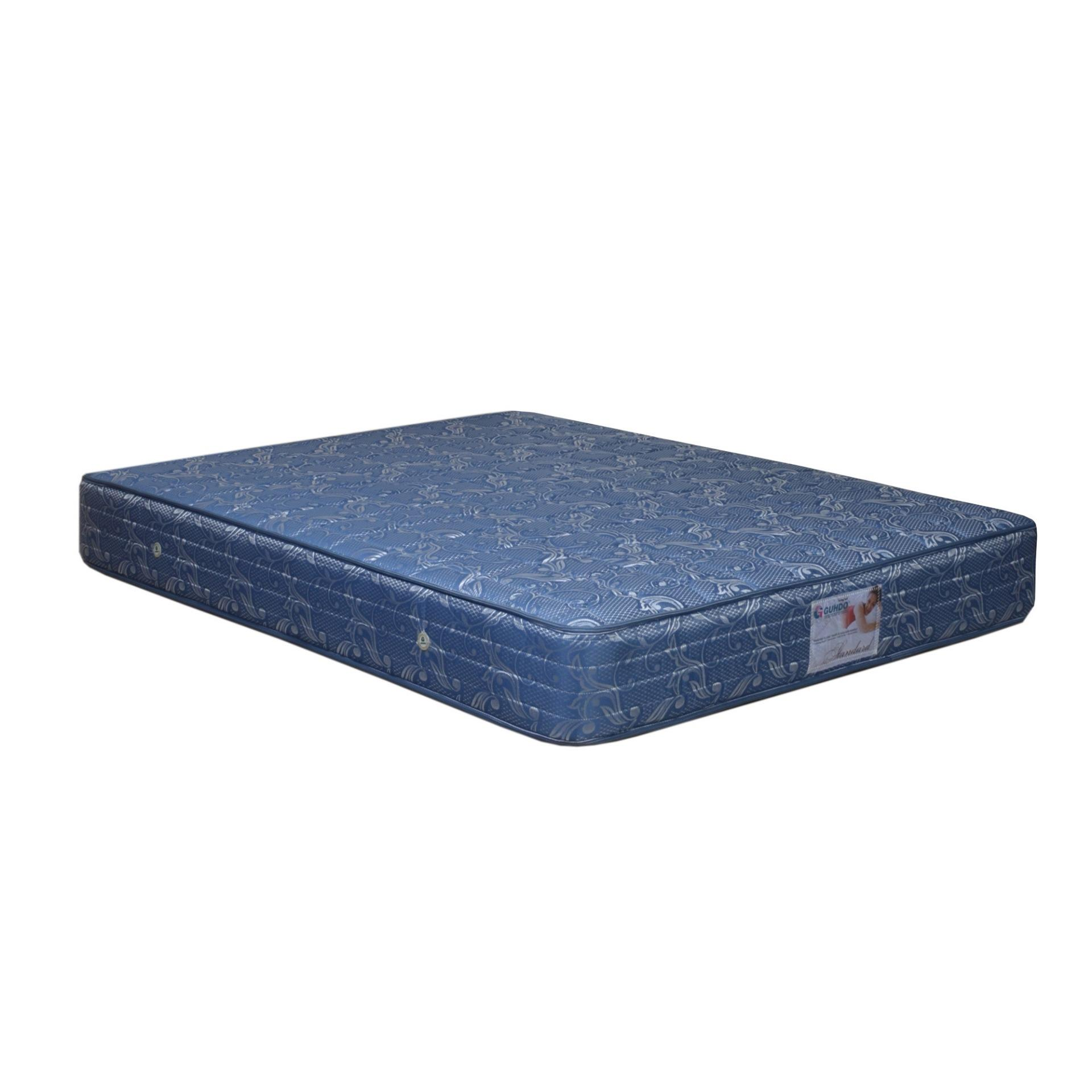 Jual Kasur Spring Bed Guhdo Mattress Matras Protector Pelindung 160 X 200 30 Putih Springbed New Prima Size Ketebalan 25 Cm Only Biru