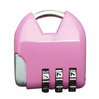 Pencari Harga Generic Mini Padlock / Gembok Mini Serbaguna Dengan Password Kombinasi Untuk Tas/Dokumen/Folder/Dll terbaik murah - Hanya Rp10.469