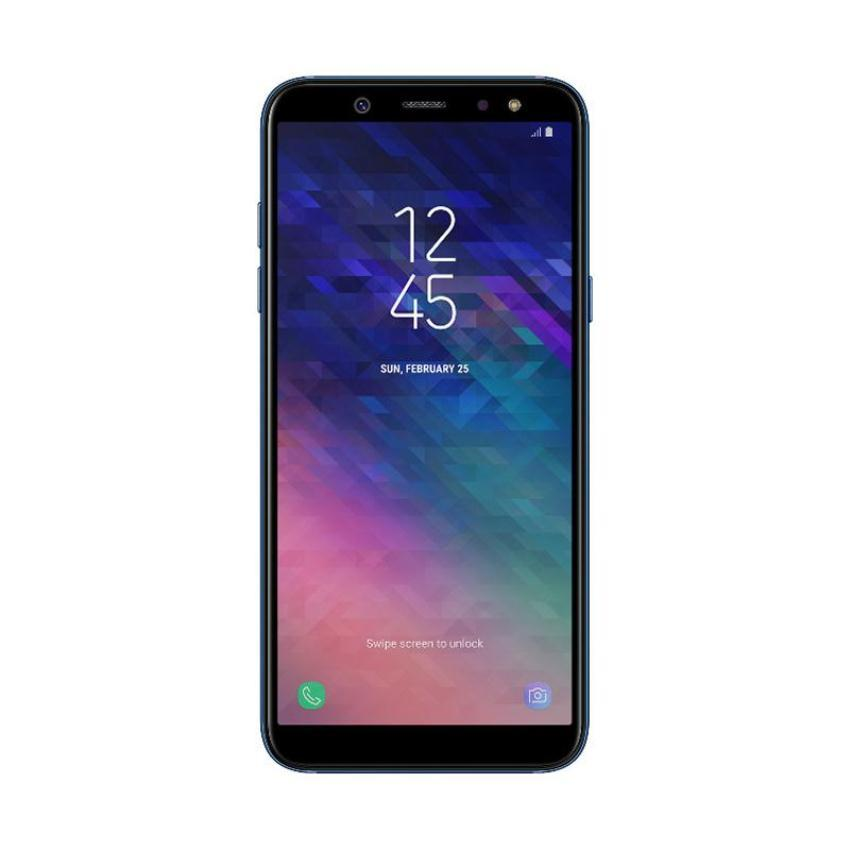 Samsung Galaxy A6 Plus Smartphone - Black [32 GB/4 GB]