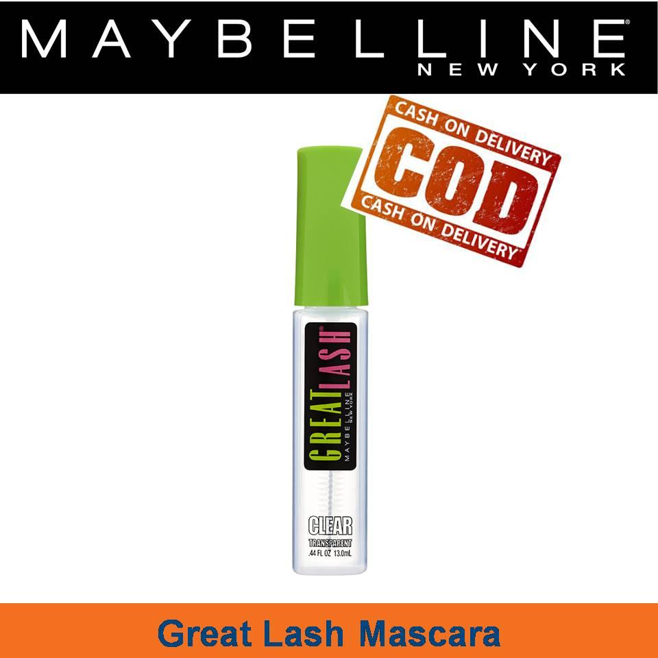 Maybelline Great Lash Clear Mascara
