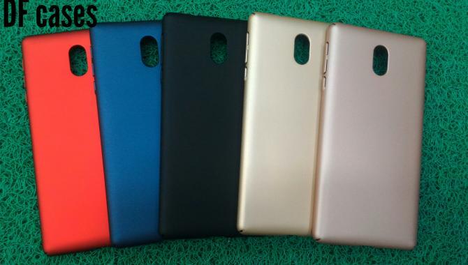 HARGA SPESIAL!!! Nokia 3 Hardase Baby Skin Full cover case - 3gzSCG
