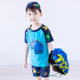 Pencarian Termurah Setelan Celana Renang Anak Laki-laki Dinosaurus (Putih (dengan topi) + renang lengan lengan) (Putih (dengan topi) + renang lengan lengan) ...
