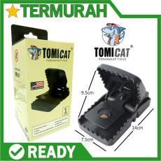 ORIGINAL & READY - Perangkap Tikus Jonicat Joni Cat Pembasmi Penangkap Jebakan Anti Racun TOMI CAT